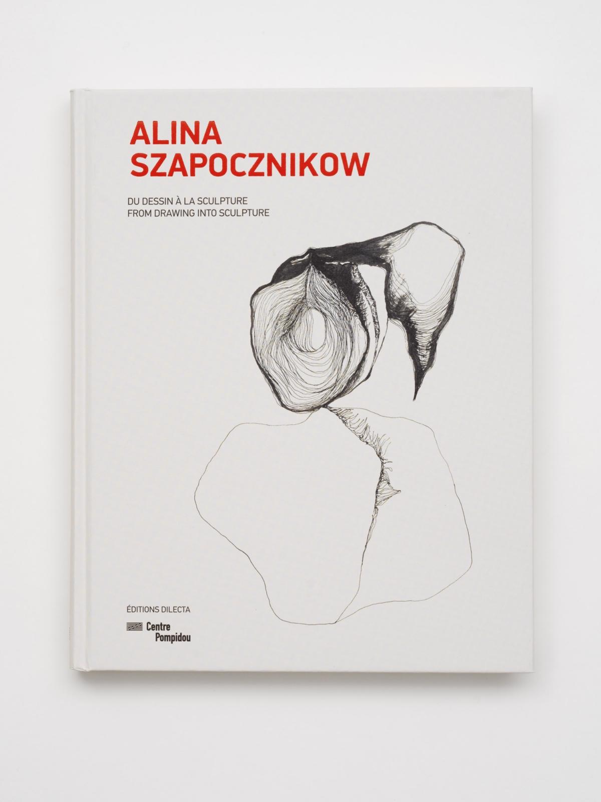Alina Szapocznikow : du dessin à la sculpture