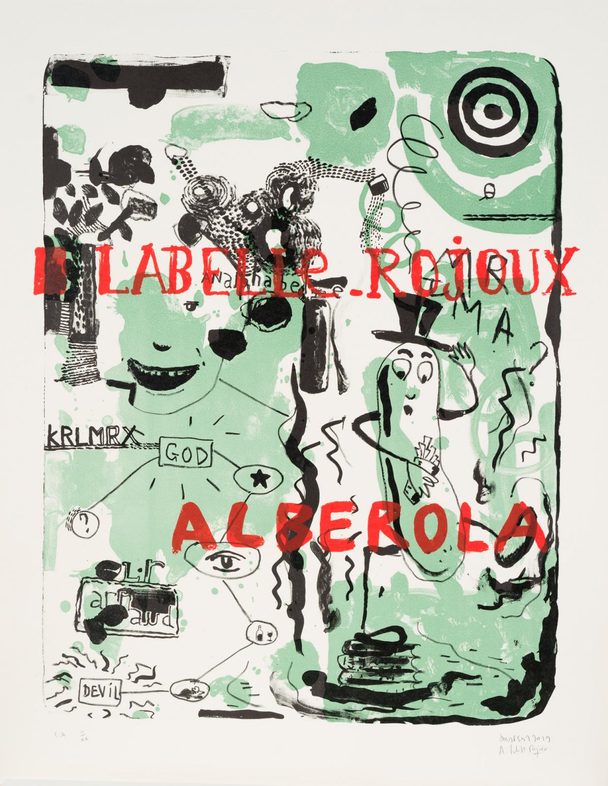 LABELLE-ROJOUX ALBEROLA