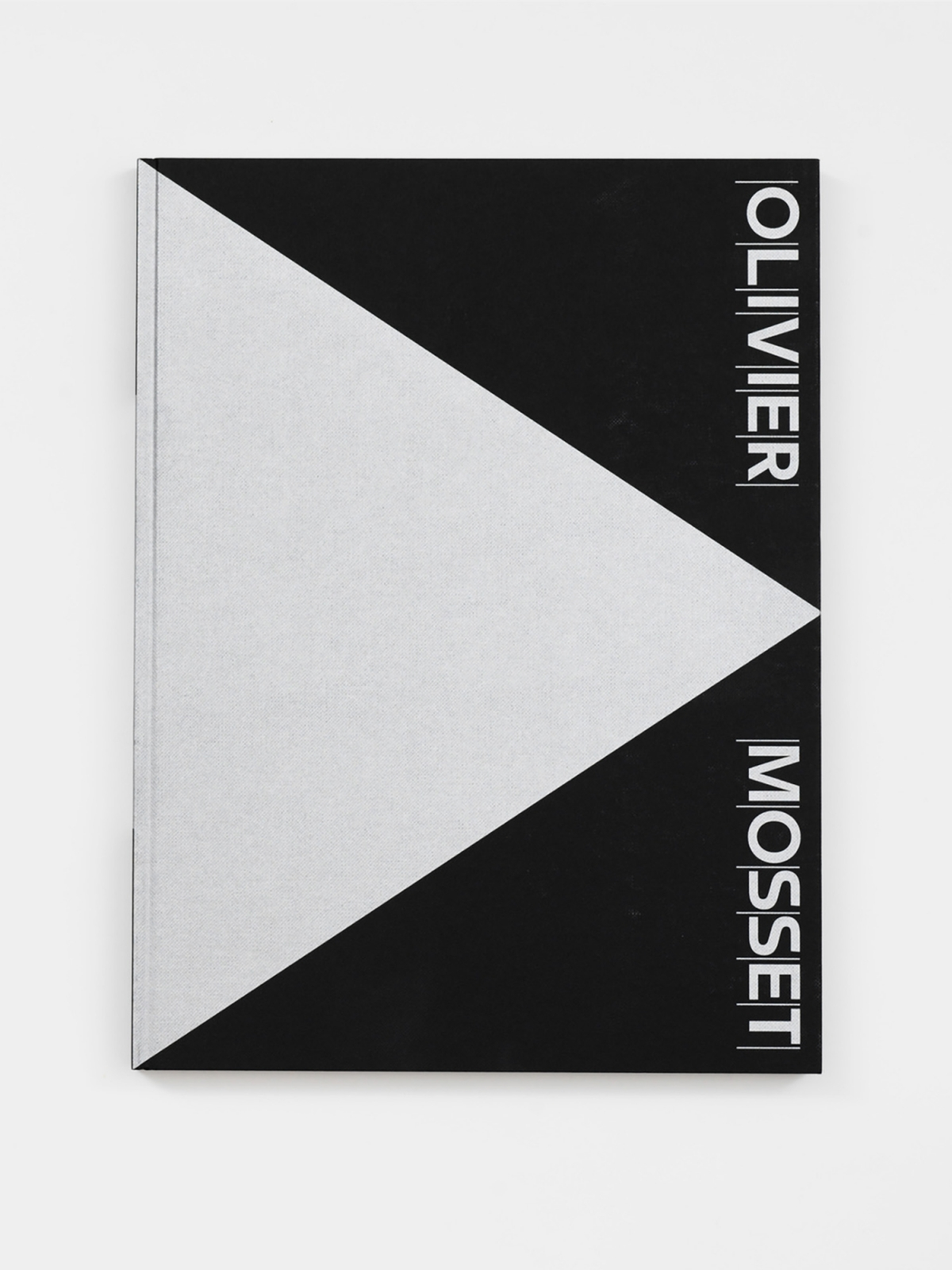Olivier Mosset (Version anglaise)